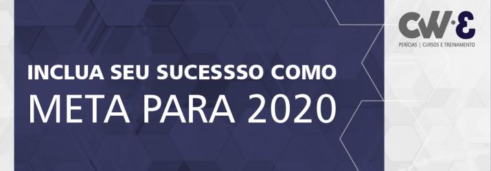 INCLUA SEU SUCESSO COMO META 2020
