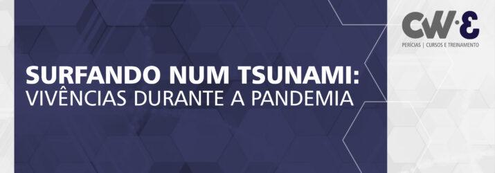 SURFANDO NUM TSUNAMI: MÉDICOS PERITOS E MÉDICOS DO TRABALHO VIVENCIANDO A PANDEMIA